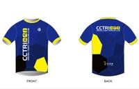 CCTri Womens  Short Sleeve Running Shirt