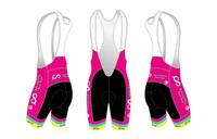PRT Men's Cycling Bib Shorts