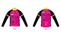 PRT Womens Cycling Wind Jacket
