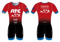 ATC Short Sleeve Tri Suit