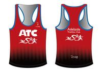 ATC Womens Racerback Running Singlet