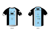 HPT Men's Short Sleeve Running Shirt