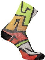 MB Wear Fun Socks Graffiti Unisize