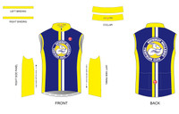 BWTC Mens Cycling Wind Vest