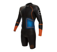Men's Swim/Run Evolution Wetsuit with 8mm Calf Sleeves