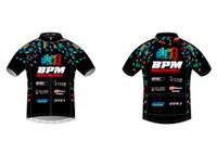 BPM Mens Short Sleeve Cycling Jersey