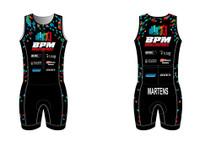 BPM Mens Tri Suit