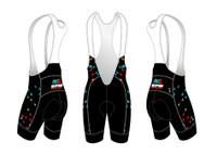 BPM Womens Cycling Bib Shorts