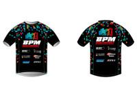 BPM Womens  Short Sleeve Running Shirt
