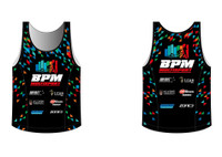 BPM Womens Running Singlet