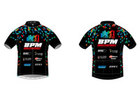 BPM Womens Short Sleeve Cycling Jersey