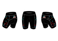 BPM Womens Tri Shorts