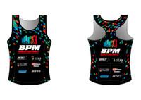 BPM Womens Tri Singlet (Racer-back)