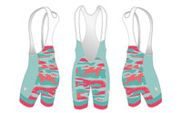 'Corky Camo Edition' Cycling Bib Shorts