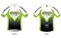 Cycos Mens Short Sleeve Cycle Jersey