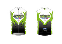 Cycos Mens Sleeveless Cycling Jersey