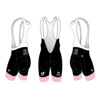 SWIFT Black Cycling Bib Shorts