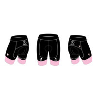 SWIFT Black Women's Cycling Shorts