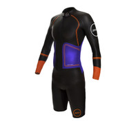 Women's Swim/Run Evolution Wetsuit with 8mm Calf Sleeves