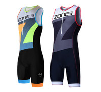 Men's Lava Long Distance Trisuit
