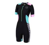Women's Activate Plus Short Sleeve Trisuit