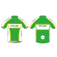 Tuff'n'Up Short Sleeve Cycling Jersey