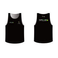 Tuff'n'Up Running Singlet