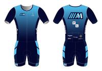 AB Short Sleeve Tri Suit