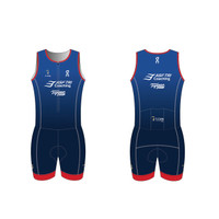 ASF Sleeveless Tri Suit