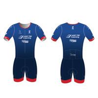 ASF Short Sleeve Tri Suit
