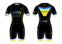 VHT Short Sleeve Tri Suit
