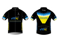 VHT Short Sleeve Cycling Jersey