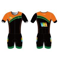 MTC Short Sleeve Tri Suit