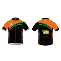 MTC Short Sleeve Cycling Jersey