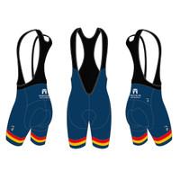 TriSA Cycling Bib Shorts