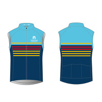 TriSA Cycling Wind Vest