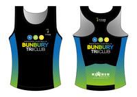 Bunbury Women's Tri Singlet (Racer back)