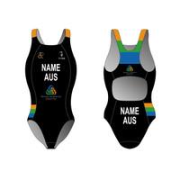 TEMPO Tri Women's ITU Swim Suit