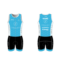 Soul365 Sleeveless Tri Suit