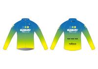 Bunbury Long Sleeve Cycling Jersey