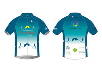 DRC Women's Short Sleeve Cycling Jersey