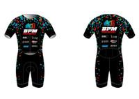 BPM FREEDOM Short Sleeve Tri Suit
