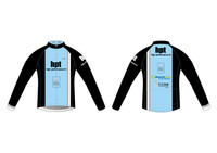 HPT Men's Thermal Long Sleeve Cycling Jersey