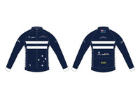 Invictus Thermal Long Sleeve Cycling Jersey