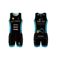 Thrive Personal Tri Suit