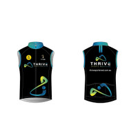 Thrive Cycling Wind Vest