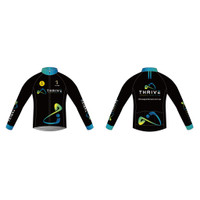 Thrive Cycling Wind Jacket