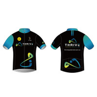Thrive Short Sleeve Cycling Jersey