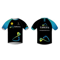 Thrive Short Sleeve Running Shirt