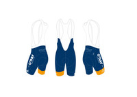 G'DAY Cycling Bib Shorts
